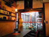 金魚カフェ店内