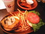 チーズバーガー1/2LB1,170円